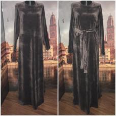 Платье базовое прямого кроя